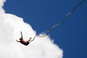 Bungee Jump for Charity