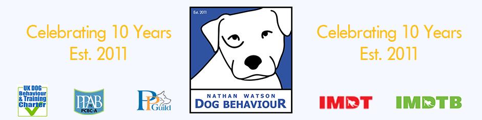 Dog Behaviour & Training – Northampton UK Logo